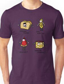 Bakery Street & Shortcake Yard Unisex T-Shirt