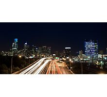 Downtown Philadelphia  Photographic Print