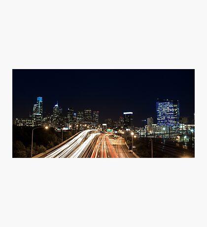 Downtown Philadelphia  Photographic Print