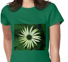 Pinwheel Womens Fitted T-Shirt