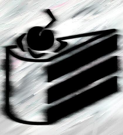 Cube Is a Lie Sticker