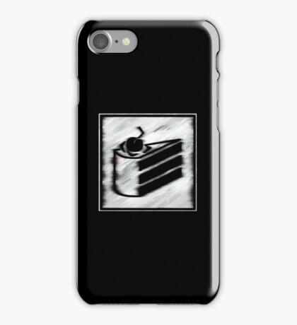 Cube Is a Lie iPhone Case/Skin