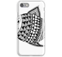 'Cedric' the fish iPhone Case/Skin