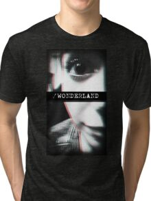 Trip to Wonderland Tri-blend T-Shirt