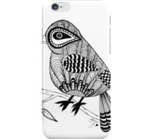 'Beaker' the bird iPhone Case/Skin