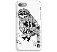'Beaker' the bird iPhone Case/Skin
