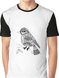 'Beaker' the bird Graphic T-Shirt
