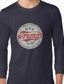 Donald Trump 2016 vintage Long Sleeve T-Shirt