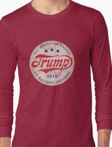Donald Trump 2016 vintage Long Sleeve T-Shirt