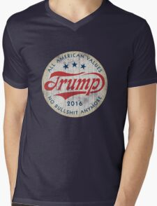 Donald Trump 2016 vintage Mens V-Neck T-Shirt