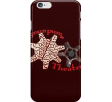 BrainPunk Theatre - Thought-Driven Entertainments Since 2016 iPhone Case/Skin