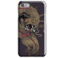 Serpent Dragon  iPhone Case/Skin