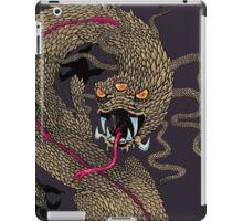 Serpent Dragon  iPad Case/Skin