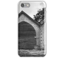 Greendale Church, An unfinished Life iPhone Case/Skin