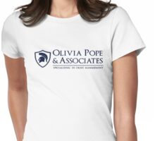 Olivia Pope & Associates Womens Fitted T-Shirt