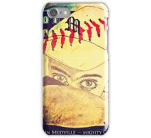 MyThere is crying in baseball iPhone Case/Skin