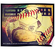 MyThere is crying in baseball Poster
