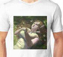 He Loves Me Not Unisex T-Shirt