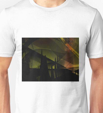 Abstract Landscape Art Unisex T-Shirt