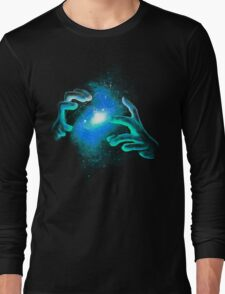 Space Illusionist Long Sleeve T-Shirt