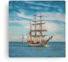 Sailing Grace (PC) Canvas Print