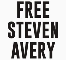 Free Steven Avery Baby Tee