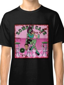 Zombie Cafe Classic T-Shirt