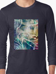 Abstract Study Long Sleeve T-Shirt