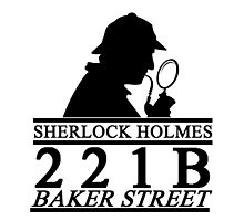 Sherlock Holmes Address 1 by Ash J