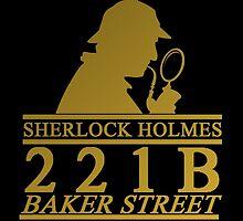 Sherlock Holmes Address 2 by Ash J