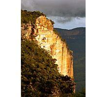 Landslide Photographic Print
