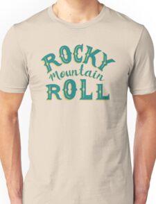 ROCK MTN ROLL Unisex T-Shirt