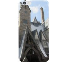 Three broomsticks iPhone Case/Skin