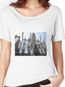 Three broomsticks Women's Relaxed Fit T-Shirt