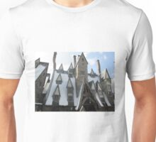 Three broomsticks Unisex T-Shirt