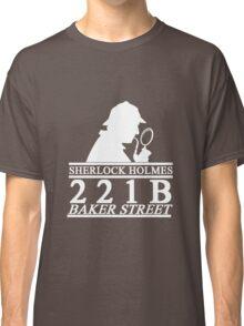 Sherlock Holmes Address 3 Classic T-Shirt
