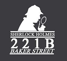 Sherlock Holmes Address 3 by Ash J