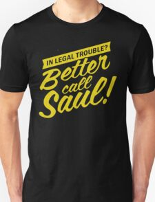 Obey Better Call Saul T-Shirt
