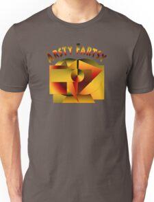Just Being Artsy Fartsy Unisex T-Shirt
