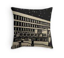 Boston City Hall Throw Pillow