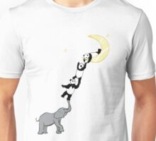 Reach For The Moon Unisex T-Shirt