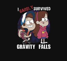 I Barely Survived Gravity Falls Women's Relaxed Fit T-Shirt