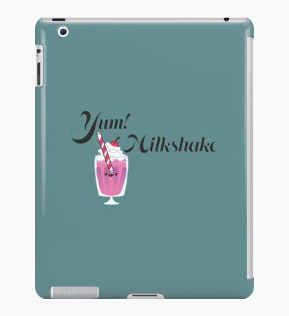 Yum! Milkshake iPad Case/Skin