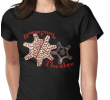 BrainPunk Theatre - Thought-Driven Entertainments Since 2016 Womens Fitted T-Shirt