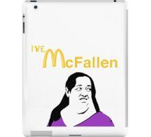 """McFallen"" Vine Parody iPad Case/Skin"