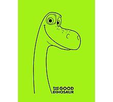 The Good Dinousaur movie  Photographic Print