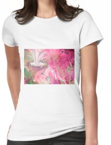 The Fountain Of Youth... Don't We Wish Womens Fitted T-Shirt
