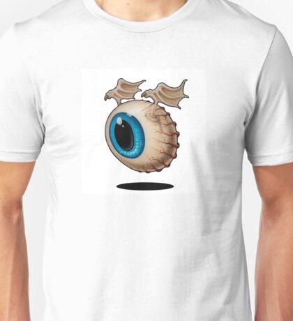 Winged Eyeball Unisex T-Shirt