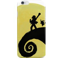 Ash and Pikachu on Spiral Hill iPhone Case/Skin