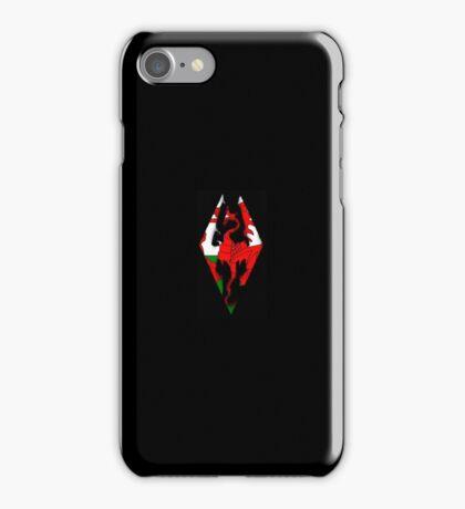 ff Cymerodd saeth i'r pen-glin iPhone Case/Skin